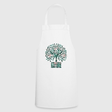 Amazing Nature Color - Cooking Apron