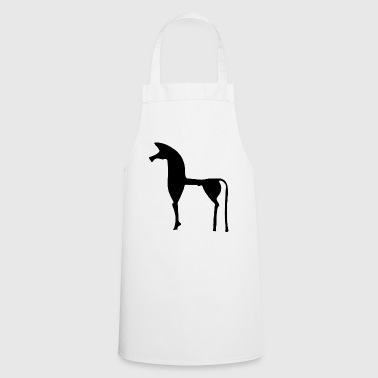 The Greek horse - Cooking Apron
