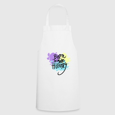 History maker - Cooking Apron