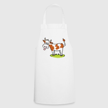 funny cow - Cooking Apron