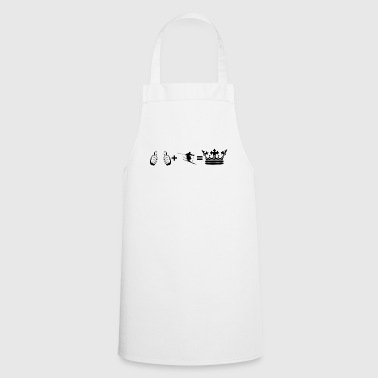 gift for me plus hobby - Cooking Apron