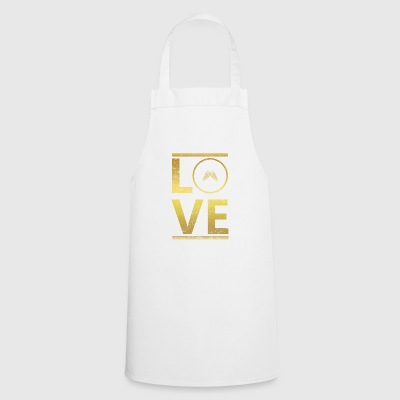love calling profi king master Chain Chains - Cooking Apron