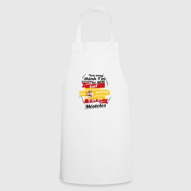 HOLIDAY Spain espanol TRAVEL IN IN Spain stol - Cooking Apron