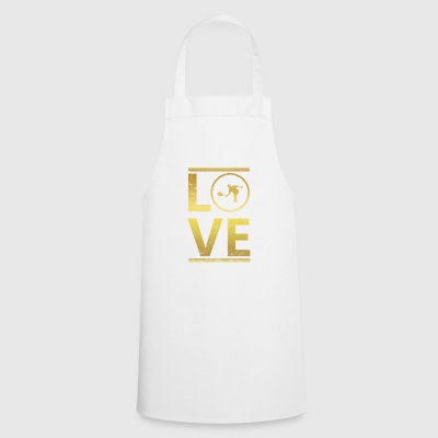 love calling professional king tennis tennis court - Cooking Apron