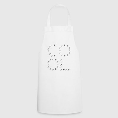 cool king queen passion love baseball homerun - Cooking Apron