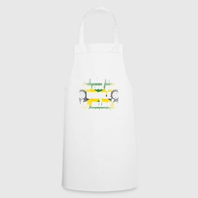 no matter cool uncle uncle gift Jamaica png - Cooking Apron