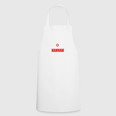 Gift it a thing birthday understand HANNAH - Cooking Apron