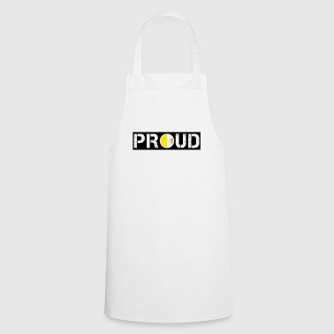 PROUD ROOTS HOME LOVE GIFT Vatican City - Cooking Apron