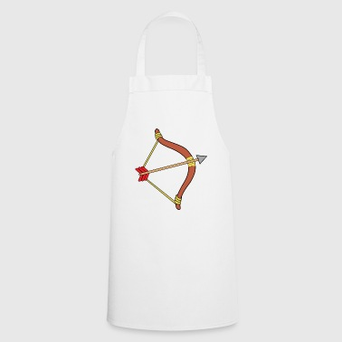 Bow and arrow (archery) - Cooking Apron