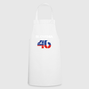 Football club team party wm SLOVENIA 46 - Cooking Apron
