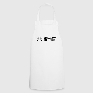gift i plus hobby king DRUMMER DRUMMER d - Cooking Apron
