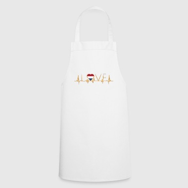 home roots home love heart from Netherlands - Cooking Apron