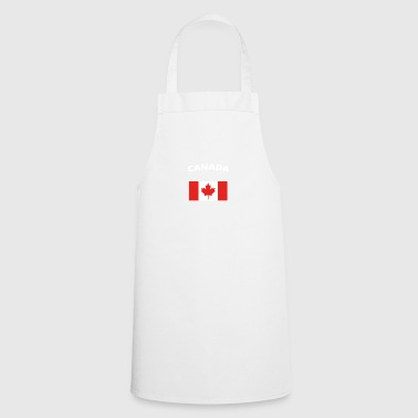 I love home homeland love roots CANADA - Cooking Apron