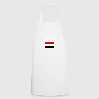I love home homeland love roots EGYPT - Cooking Apron