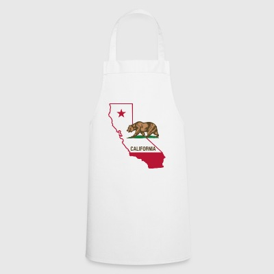 California Bear - Cooking Apron
