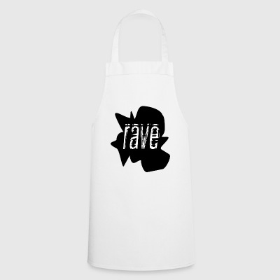 rave 4 - Cooking Apron
