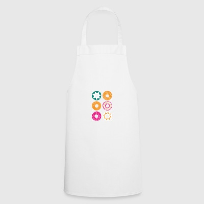 Check out my awesome SIX PACK - Fitness sports fun - Cooking Apron