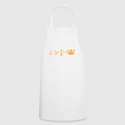 I present plus hobby king hookah - Cooking Apron