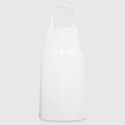 hobby plus i king cat - Cooking Apron