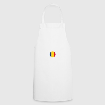 DON T NEED THERAPY WANT GO ROMANIA - Cooking Apron