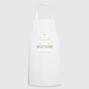GIFT CREATES THIS NO guitarist - Cooking Apron
