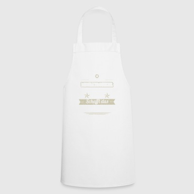 GIFT CREATES THAT NO Mechatronics - Cooking Apron