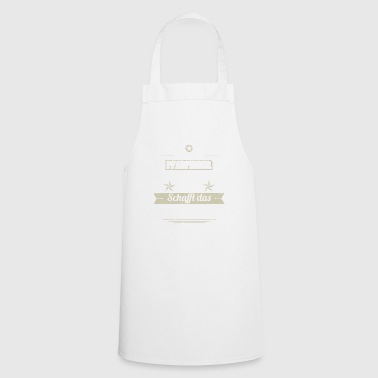 GIFT CREATES THE NO Boy Scout - Cooking Apron