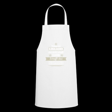GIFT MAKES THAT NOT a canal builder - Cooking Apron
