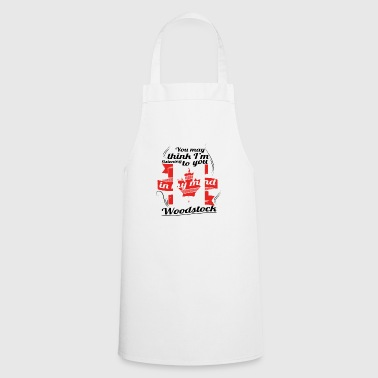 HOLIDAY HOME ROOTS TRAVEL Canada Canada Woodstock - Cooking Apron