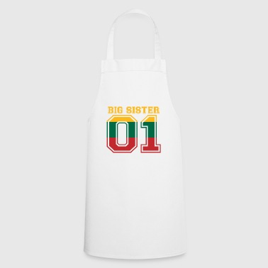 Big Sister big sister 01 Lithuania - Cooking Apron