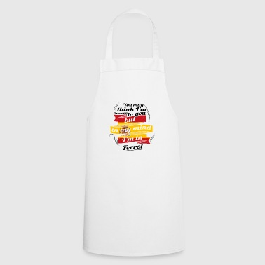 HOLIDAY Spain espanol TRAVEL IN IN Spain Ferrol - Cooking Apron