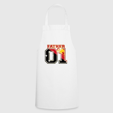 Father papa father 01 Papua New Guinea - Cooking Apron