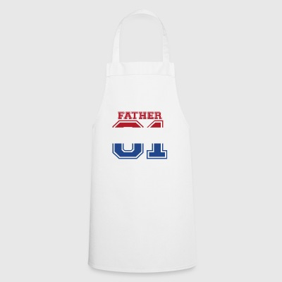 Father father dad 01 queen holland - Cooking Apron