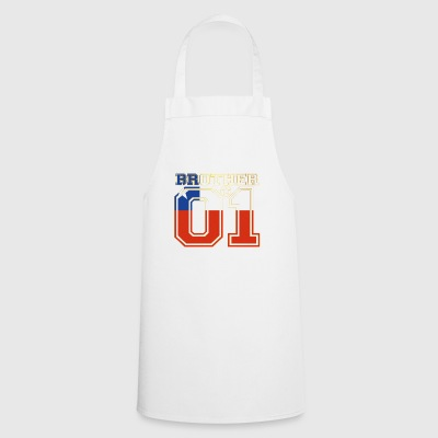 brother brother brother 01 partner Chile - Cooking Apron