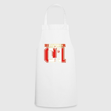 brother brother brother 01 partner Canada - Cooking Apron