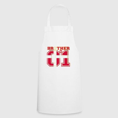 brother brother brother 01 partner Denmark - Cooking Apron