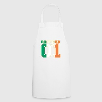 brother brother brother 01 partner Ireland - Cooking Apron