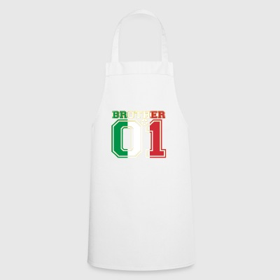 brother brother brother 01 partner Italy - Cooking Apron