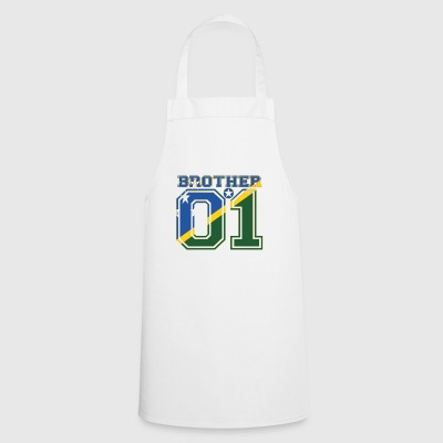brother brother brother 01 partner Solomon Islands - Cooking Apron