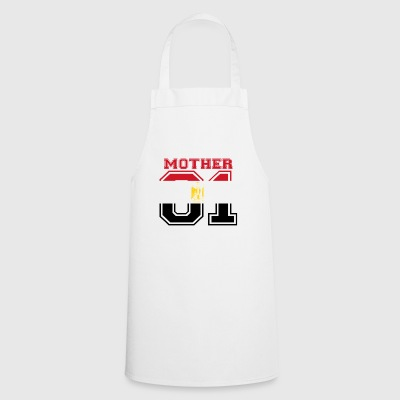 MOTHER MAMA 01 MOTHER QUEEN Egypt - Cooking Apron