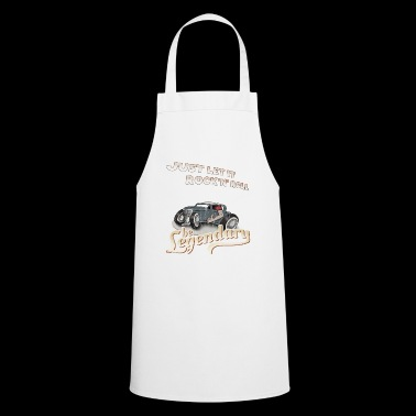 Let it Rock'n'Roll be legendary legendary hotrod - Cooking Apron