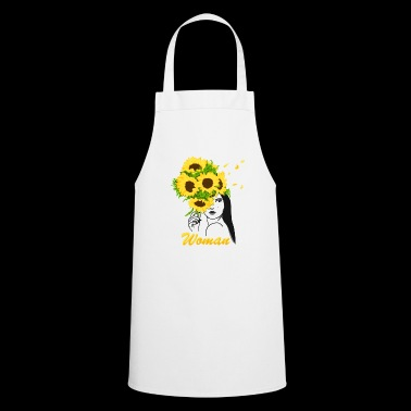 Blooming Woman - Cooking Apron
