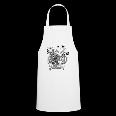 ultra hell - Cooking Apron