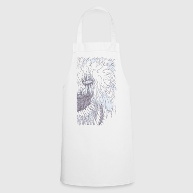 Remove Face - Cooking Apron