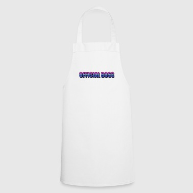 OFFICIAL BOSS - Cooking Apron