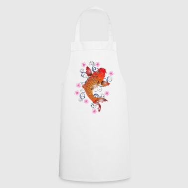 Limited Edition Koi - fish - Cooking Apron