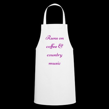 Coffee & country - Cooking Apron