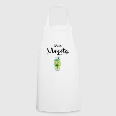 Miss Mojito - Cooking Apron