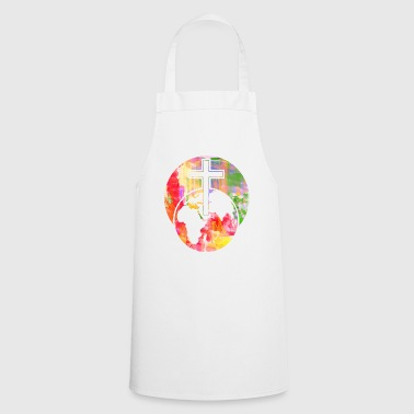 A Christian world - Cooking Apron