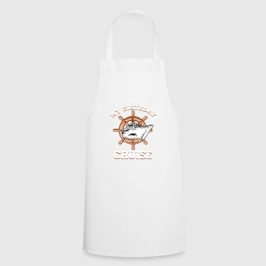 Cruise birthday cruise ship gift - Cooking Apron